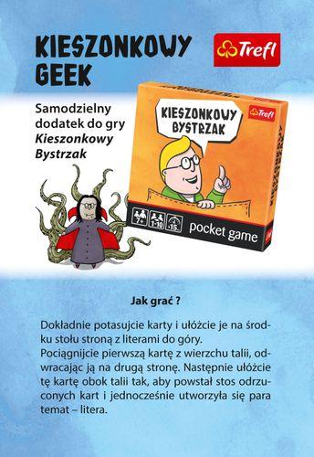 Kieszonkowy Geek