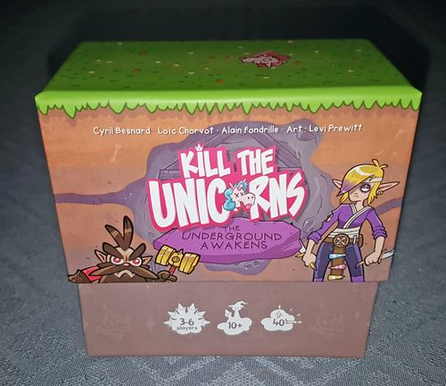 Kill the Unicorns: The Underground Awakens