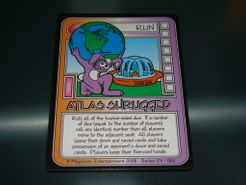 Killer Bunnies and the Quest for the Magic Carrot: Atlas Shrugged Promo Card