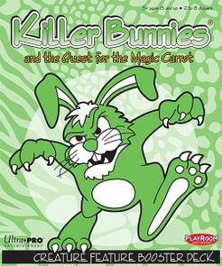 Killer Bunnies and the Quest for the Magic Carrot: Creature Feature Booster