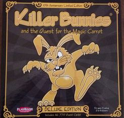 Killer Bunnies and the Quest for the Magic Carrot: Deluxe Limited Edition