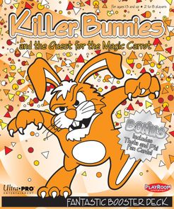 Killer Bunnies and the Quest for the Magic Carrot: Fantastic Booster