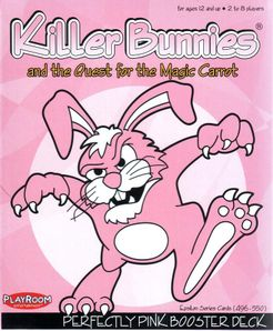 Killer Bunnies and the Quest for the Magic Carrot: Perfectly PINK Booster