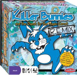 Killer Bunnies and the Quest for the Magic Carrot: Remix