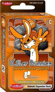 Killer Bunnies and the Ultimate Odyssey: Animals Expansion Deck C