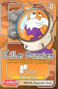 Killer Bunnies and the Ultimate Odyssey: Animals Expansion Deck D