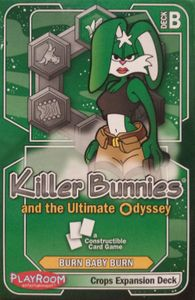 Killer Bunnies and the Ultimate Odyssey: Crops Expansion Deck B