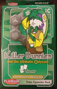 Killer Bunnies and the Ultimate Odyssey: Crops Expansion Deck C