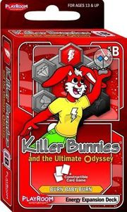 Killer Bunnies and the Ultimate Odyssey: Energy Expansion Deck B