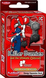 Killer Bunnies and the Ultimate Odyssey: Energy Expansion Deck C