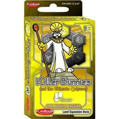 Killer Bunnies and the Ultimate Odyssey: Land Expansion Deck C