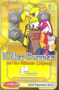 Killer Bunnies and the Ultimate Odyssey: Land Expansion Deck D