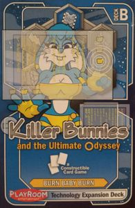 Killer Bunnies and the Ultimate Odyssey: Technology Expansion Deck B