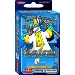 Killer Bunnies and the Ultimate Odyssey: Technology Expansion Deck C