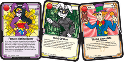 Killer Bunnies Odyssey Promo Cards