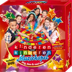 Kinderen voor kinderen Muziekspel