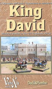 King David: Miniature Battles in the Old Testament Period