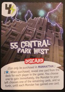 King of New York: 55 Central Park West
