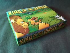 King of the Jungle Card Game