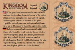 Kingdom Builder: Capitol
