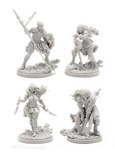 Kingdom Death: Monster – 10th Anniversary Survivors