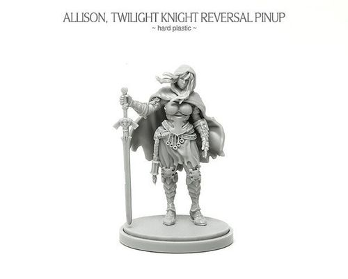Kingdom Death: Monster – Allison the Twilight Knight (Kickstarter) Promo Cards