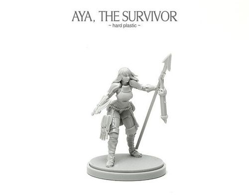 Kingdom Death: Monster – Aya the Survivor