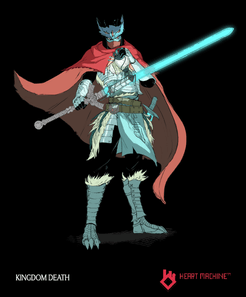 Kingdom Death: Monster – Death Drifter Crossover