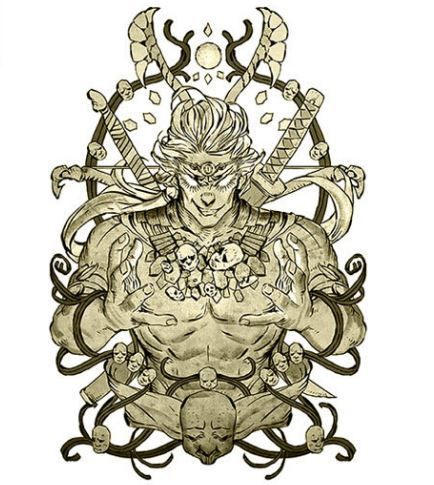 Kingdom Death: Monster – First Hero Expansion
