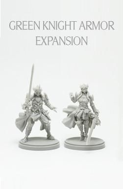 Kingdom Death: Monster – Green Knight Armor Expansion