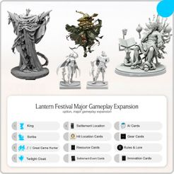 Kingdom Death: Monster – Lantern Festival Expansion