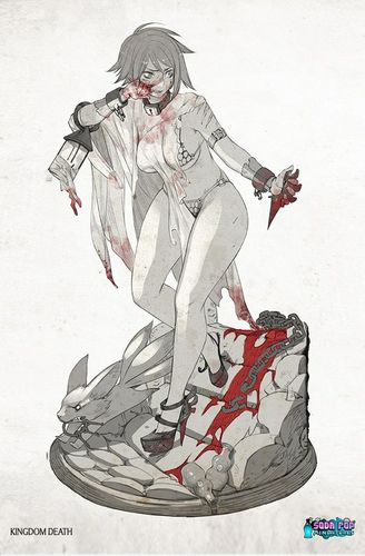 Kingdom Death: Monster – Lantern Year 3 Candy & Cola Crossover