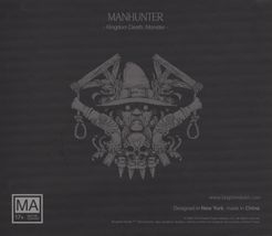Kingdom Death: Monster – Manhunter Expansion