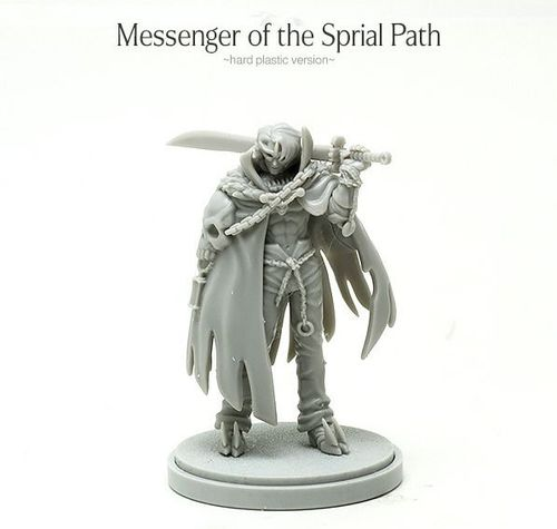 Kingdom Death: Monster – Messenger of the Spiral Path Promo Miniature