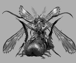 Kingdom Death: Monster – Oblivion Mosquito Expansion