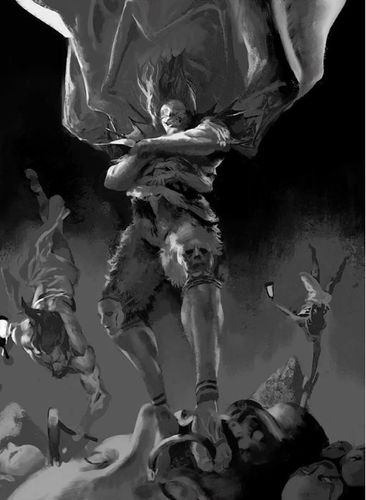 Kingdom Death: Monster – Pariah Expansion