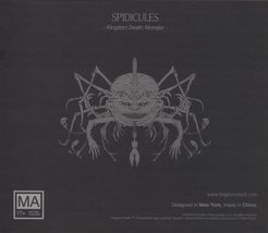Kingdom Death: Monster – Spidicules Expansion