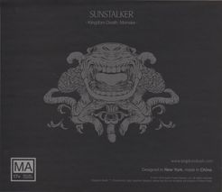 Kingdom Death: Monster – Sunstalker Expansion