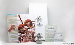 Kingdom Death: Monster – White Speaker Sword Hunter Promo Cards