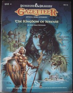 Kingdom of Ierendi, Dungeons & Dragons Gazetteer