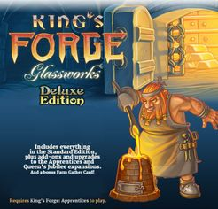 King's Forge: Glassworks Plus Pack