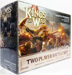 Kings of War: The Battle for Ironhold – Two Player Battle Set