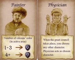 King's Pouch: Painter & Physician Promos