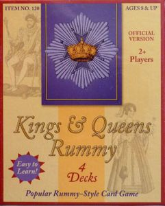 Kings & Queens Rummy