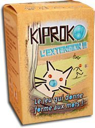 Kiproko: L'extension!