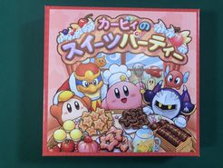 Kirby's Sweets Party