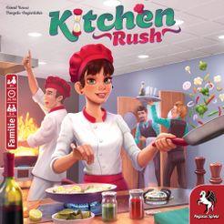 Kitchen Rush (Revised Edition)