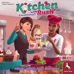 Kitchen Rush (Revised Edition): Time for Dessert!