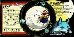 Kitsune of Foxes and Fools: Shivo
