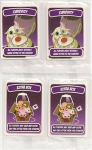 Kittens in a Blender: Extra Box Promo Card